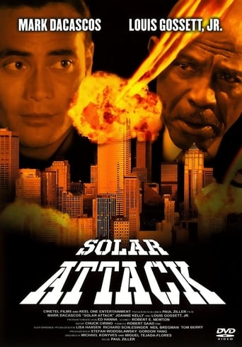 Poster of Solar Attack