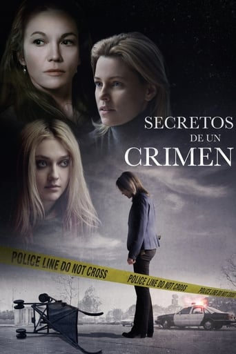Poster of Secretos de un crimen