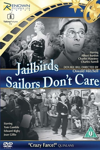 Poster of Sailors Don't Care