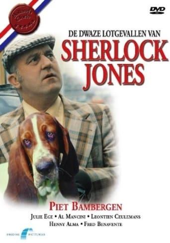 Poster of De Dwaze Lotgevallen Van Sherlock Jones