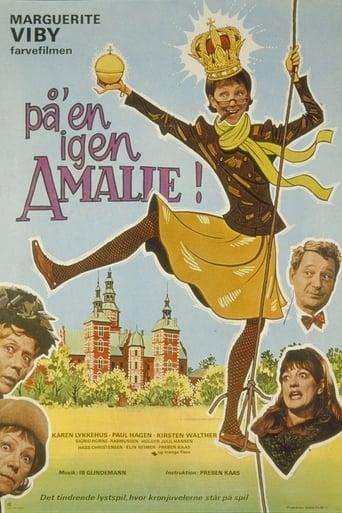 Poster of På'en igen Amalie