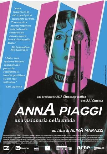 Poster of Anna Piaggi: Una visionaria nella moda