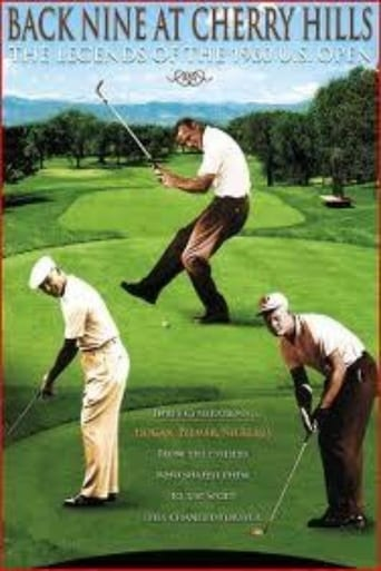 Poster of Back Nine at Cherry Hills: The Legends of the 1960 U.S. Open