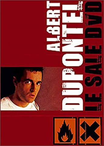 Poster of Albert Dupontel - Le sale DVD - Les sales histoires