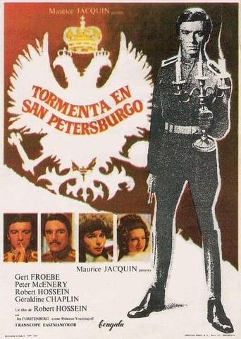 Poster of Tormenta en San Petersburgo