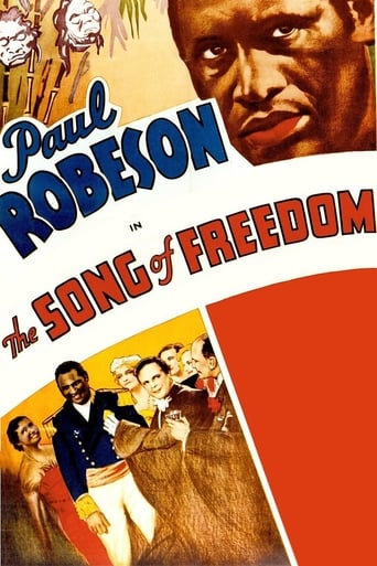 Poster of Song of Freedom