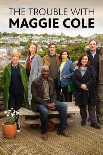 Poster of The Trouble with Maggie Cole