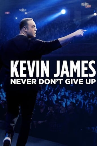 Poster of Kevin James: Never Don't Give Up