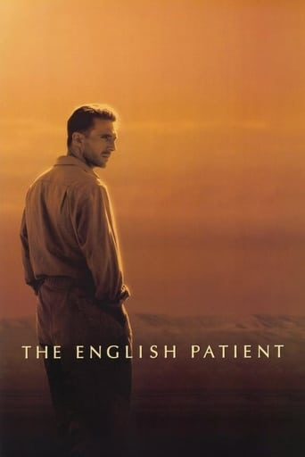 Poster of The English Patient