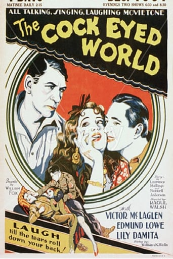 Poster of The Cock-Eyed World