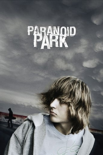Paranoid Park Poster