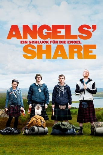 Poster of The Angels' Share