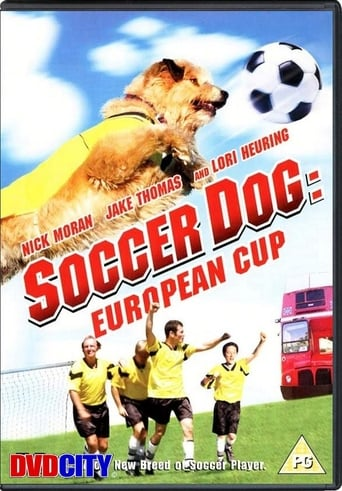Poster of Soccer Dog 2: European Cup