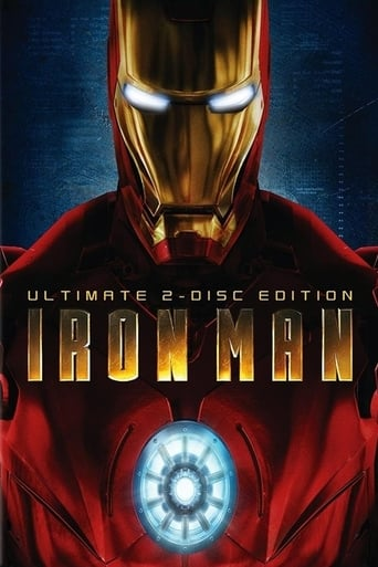 Poster of I Am Iron Man