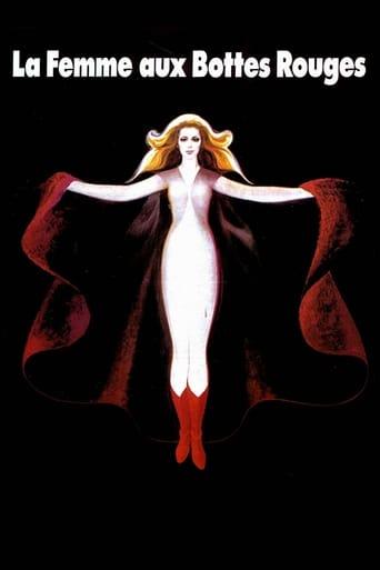 Die Frau mit den roten Stiefeln