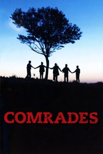 Poster of Comrades