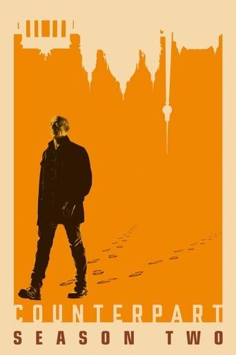 Counterpart 2ª Temporada - Poster