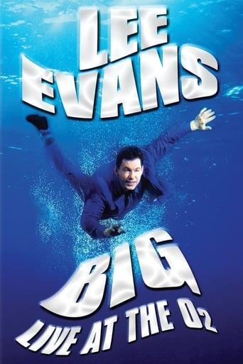 Poster of Lee Evans: Big