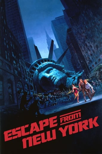 Poster of Escape from New York