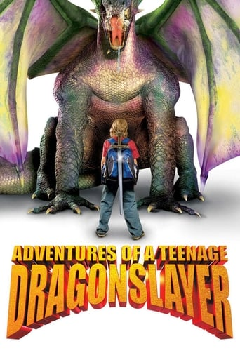 Poster of Adventures of a Teenage Dragonslayer