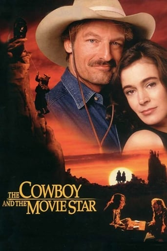 Poster of The Cowboy and the Movie Star