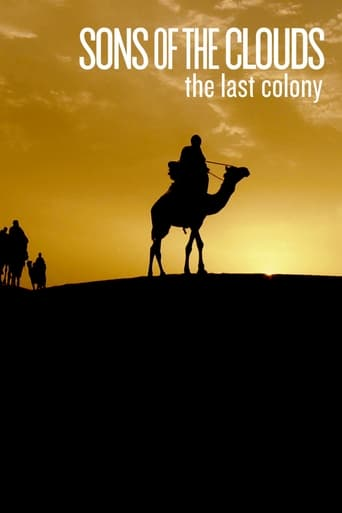 Poster of Sons of the Clouds: The Last Colony