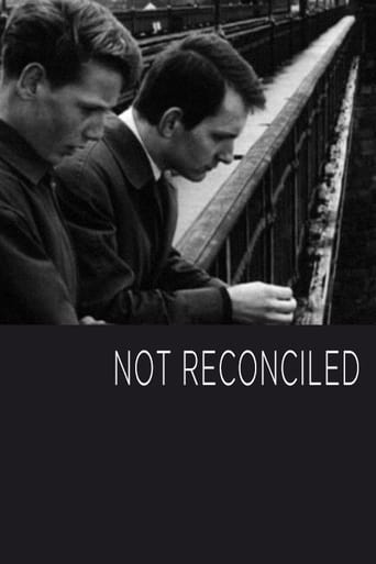Poster of Not Reconciled