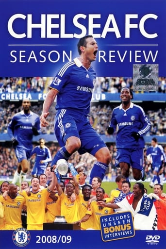 Poster of Chelsea FC - Season Review 2008/09