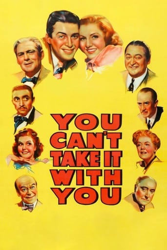 Poster of You Can't Take It with You