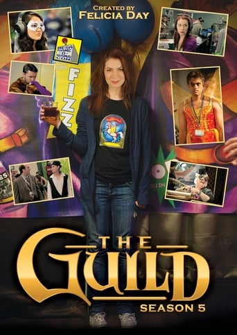Poster of The Guild - Season 5