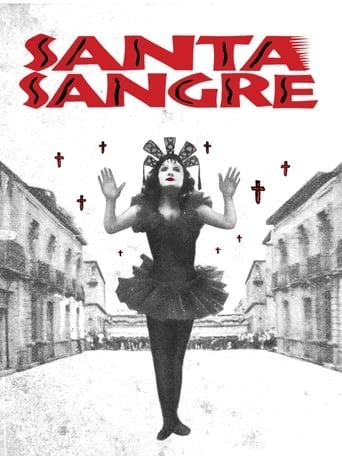 voir film Santa Sangre streaming vf