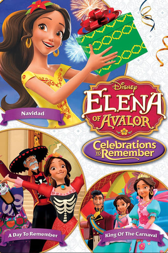 Poster of Elena of Avalor: Celebrations to Remember