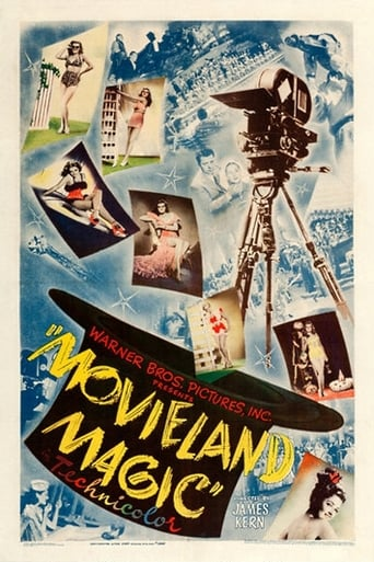 Poster of Movieland Magic