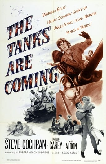 Poster of The Tanks Are Coming