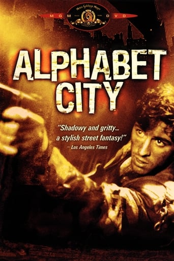 Poster of Alphabet City