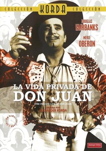 Ver La vida privada de Don Juan peliculas online