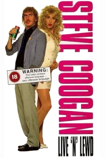 Official movie poster for Steve Coogan: Live 'N' Lewd (1994)