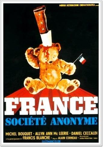 Poster of France société anonyme
