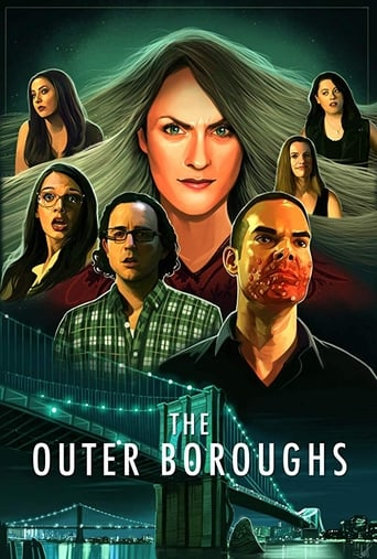 The Outer Boroughs - Poster