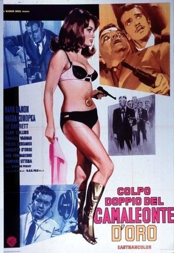 Poster of Colpo doppio del camaleonte d'oro