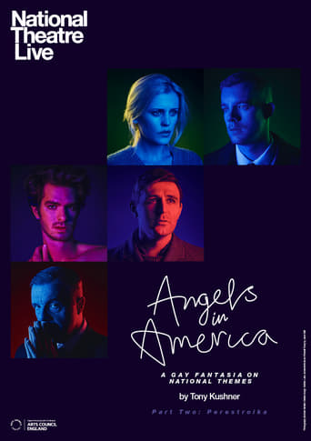 Poster of National Theatre Live: Angels in America