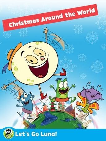 Poster of Let's Go Luna!: Luna's Christmas Around the World