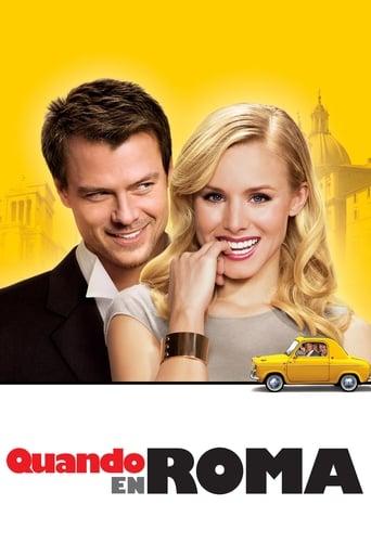Quando em Roma - Poster