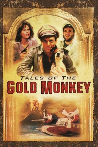 Poster of Tales of the Gold Monkey