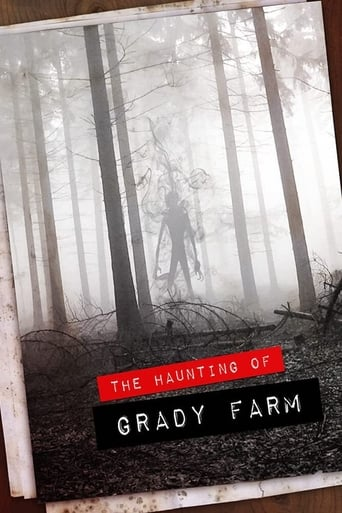 Poster of The Haunting of Grady Farm