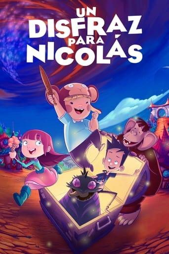 Un disfraz para Nicolás (2021)
