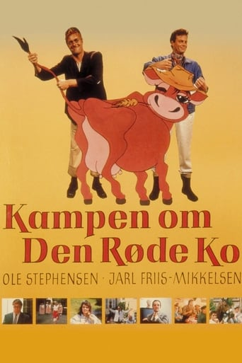 Poster of The Fight For The Red Cow