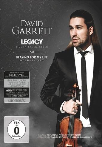 David Garrett: Legacy Live In Baden Baden