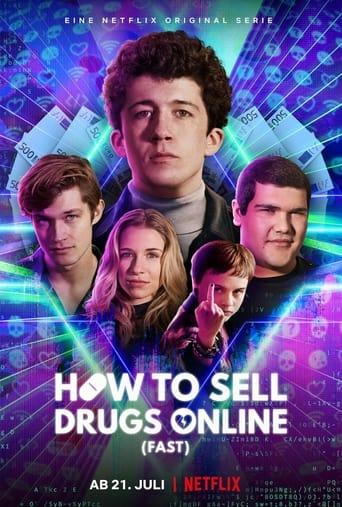 Baixar Como Vender Drogas Online (Rápido) 3ª Temporada isto é Poster Torrent Download Capa
