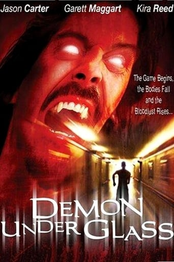 Poster of Demon Under Glass
